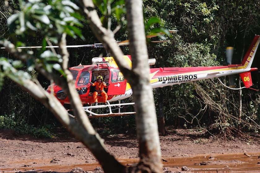 Tragedia - Barragem de Brumadinho