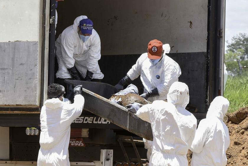 Sobe para 60 o número de mortos no desastre em Brumadinho