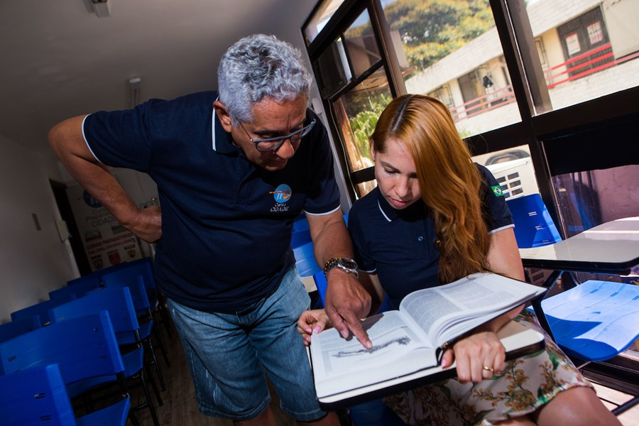 Brasília (DF), 24/01/2019  - Evento: Caminho percorrido para se tornar um militar  -  Local Cidade  Foto: JP Rodrigues/ Metrópoles