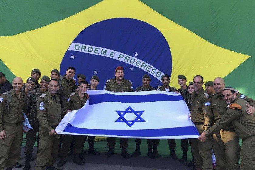 Divulgação/Embaixada de Israel