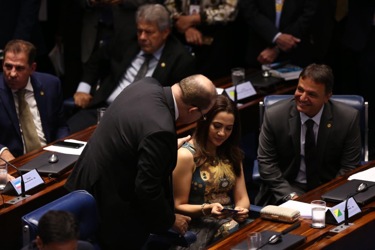 Ibaneis no Senado
