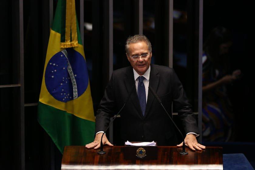 O senador alagoano se beneficiou da decisão de Dias Toffoli (STF), que determinou votação secreta