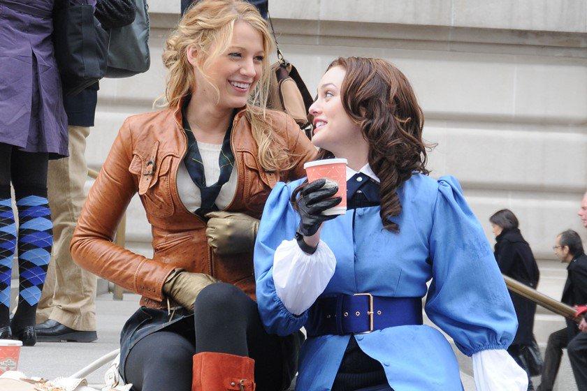 Blair e Serena
