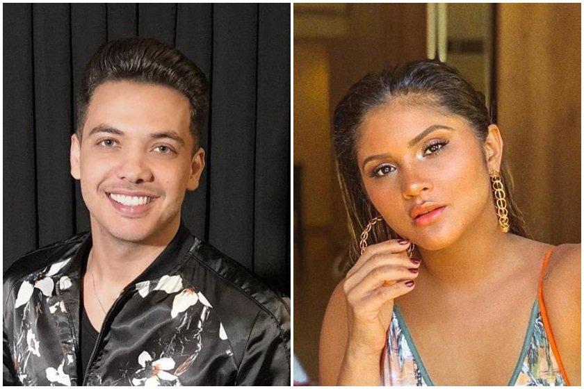 Wesley Safadão e Mileide Mihaile