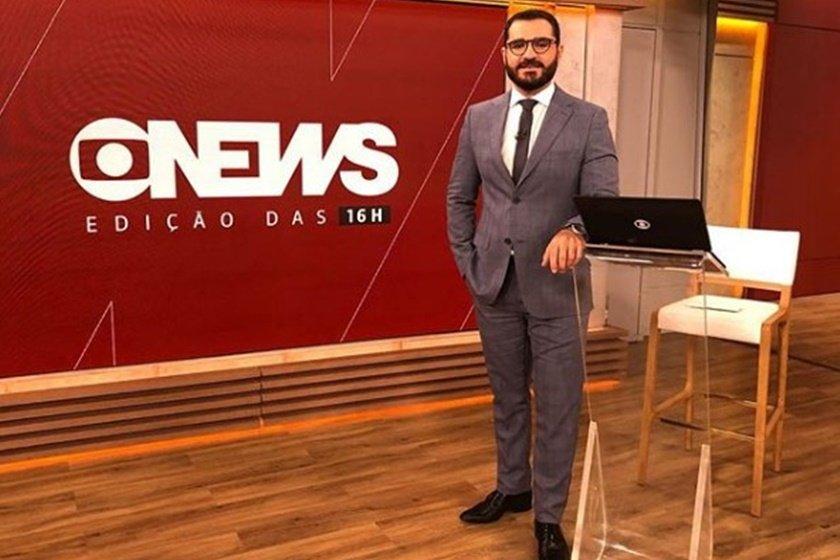 Marcelo Cosme GloboNews