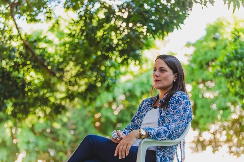 Brasilia(DF), 12/01/2019,  Entrevista sobre violencia contra a mulher Local: Asa Sul, Julia Bandeira / Especial para o Metrópoles