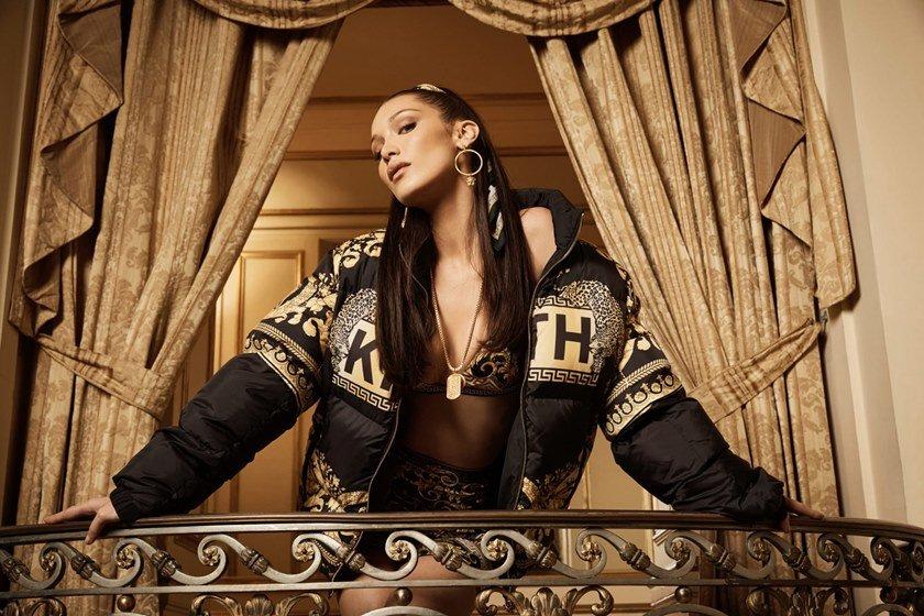 Divulgação/Kith x Versace