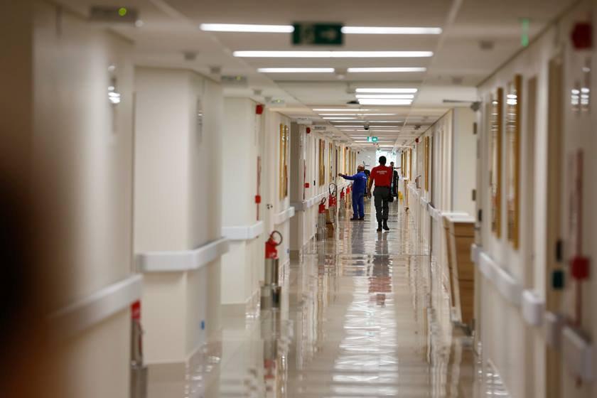 Hospital Sírio Libanês em Brasília - Brasília(DF), 06/02/2019