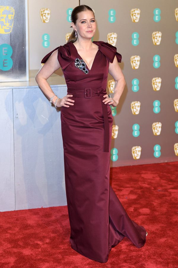 amy-adams-bafta-awards-2019