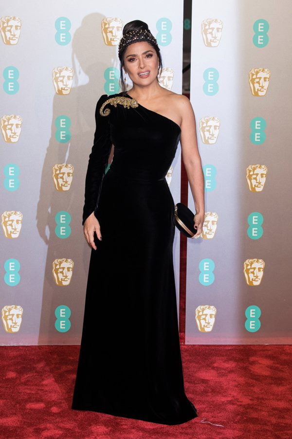 salma-hayek-bafta-awards-2019