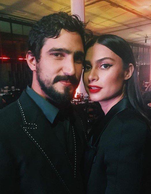 Thaila Ayala e Renato Goés