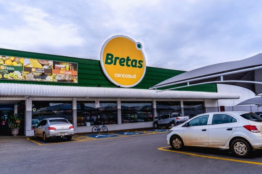 Supermercado Bretas/Divulgação
