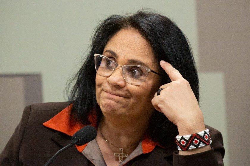 Damares Alves, ministra dos Direitos Humanos