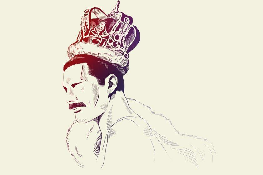 Freddie Mercury Vida E Carreira De Uma Das Grandes Estrelas