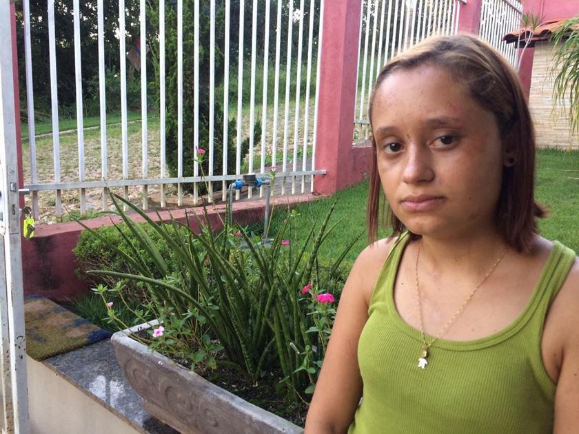 Paloma sobrevivente de Brumadinho