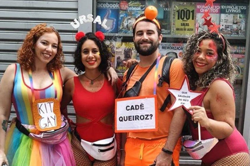 Resultado de imagem para carnaval bolsonaro