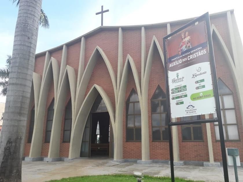 tragédia em igreja em Goiãnia4