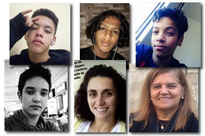 Suzano Massacre Photo: Vítimas Do Massacre De Suzano Foram Identificadas. Confira