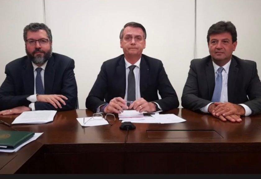 Reprodução / Facebook Jair Bolsonaro