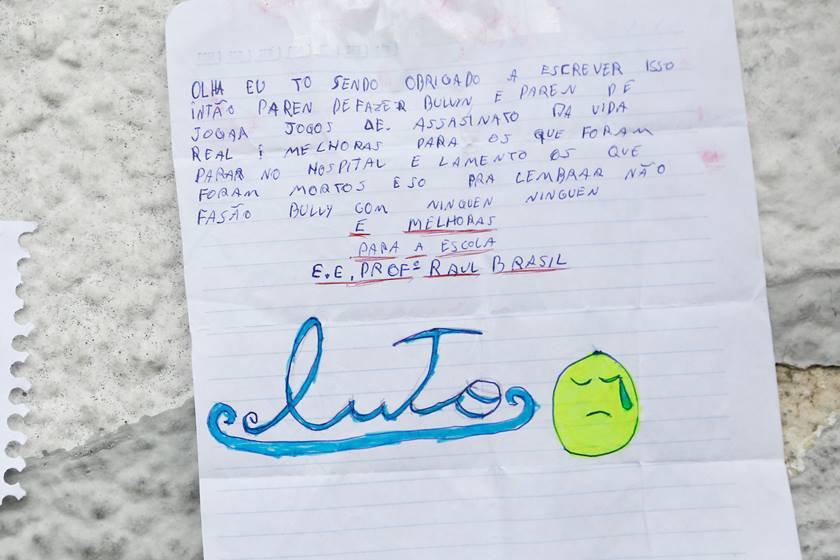 Cartas de Suzano