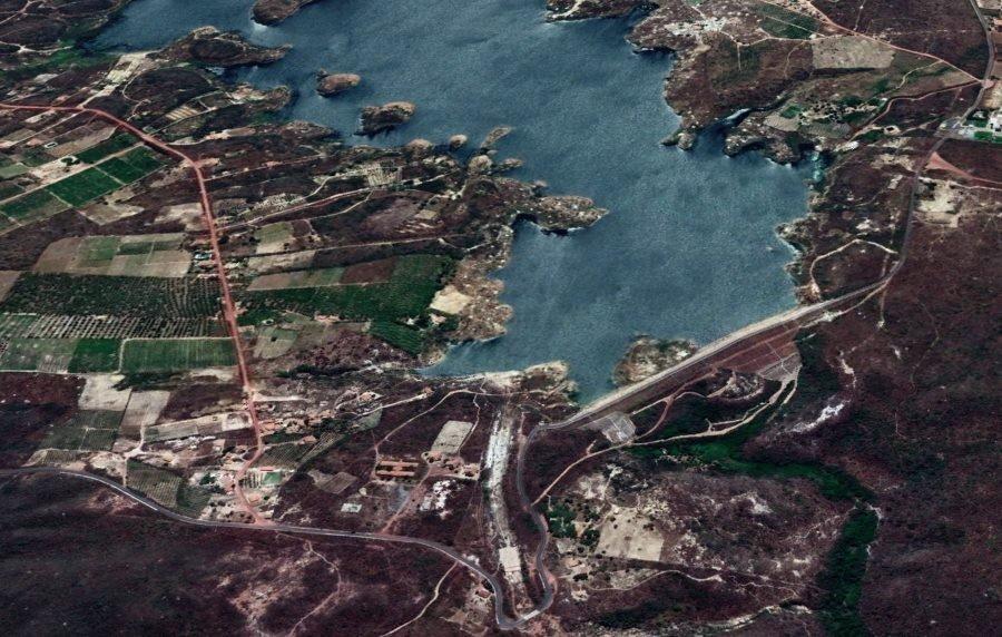 Google Earth/Reprodução