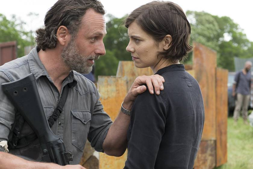 The Walking Dead_ Temporada 8 RED
