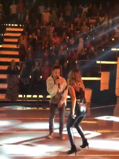 Fernanda Paes e Sandy & Junior