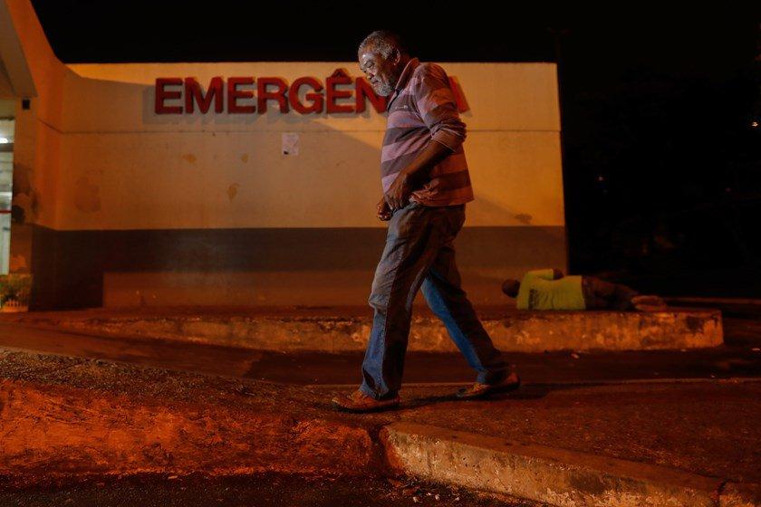 Plantões noturnos dos hospitais do DF Brasília(DF), 21/03/2019