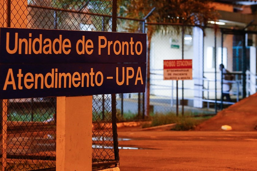Plantões noturnos dos hospitais do DF Brasília(DF), 22/03/2019