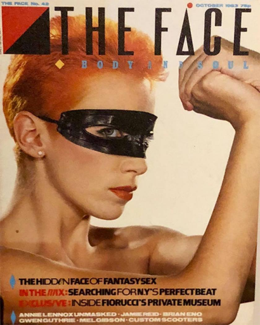 Reprodução/The Face