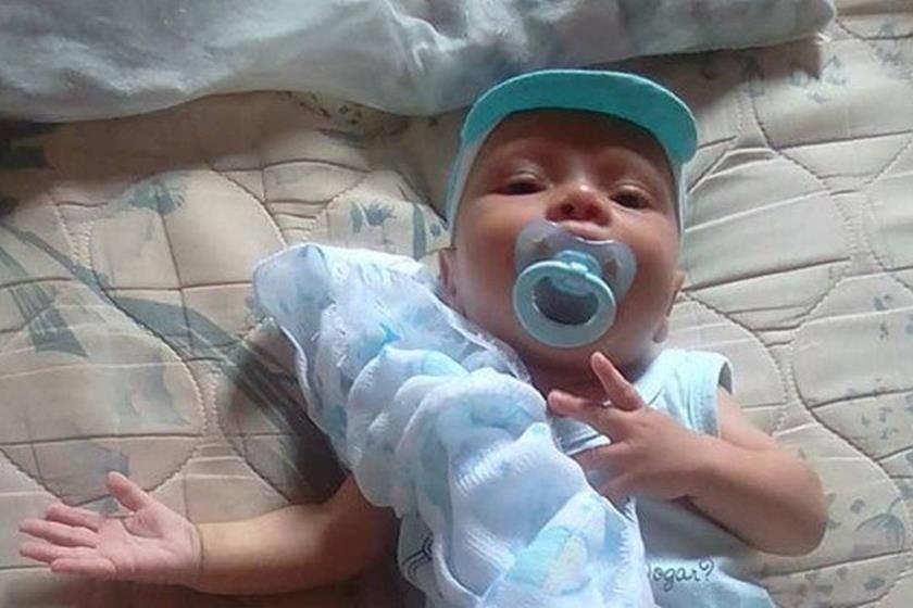 """9fda056fc4 Pai quebra costelas e mata bebê de 3 meses porque estava """"estressado"""""""