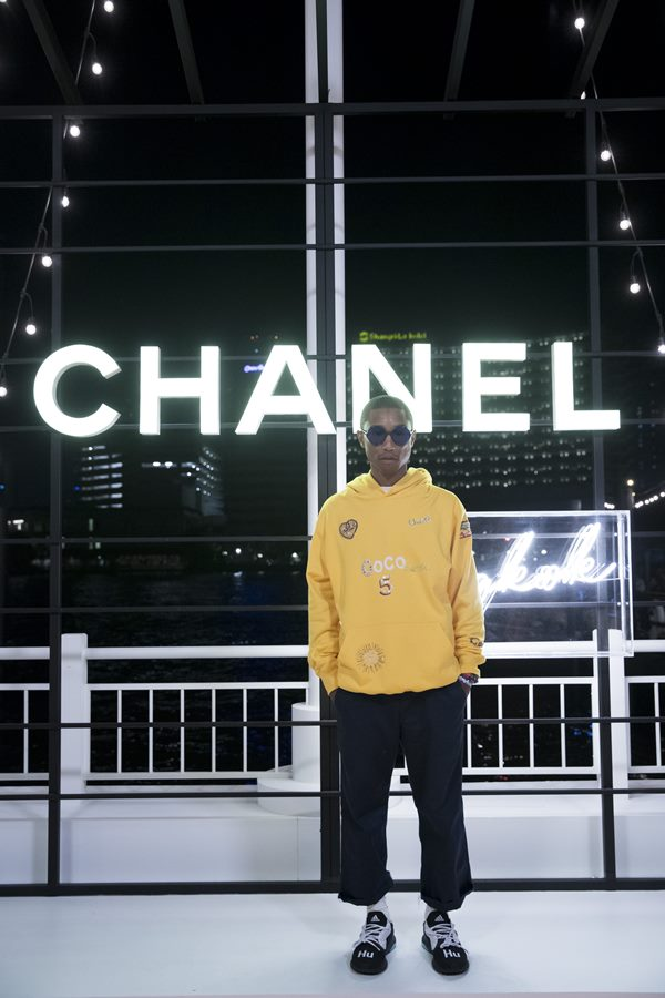 Brent Lewin/Getty Images For Chanel