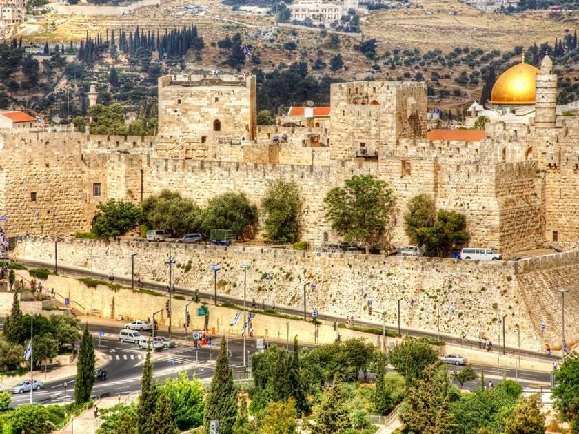 Hoel King David, em Jerusalém, onde Bolsonaro se hospedará 15