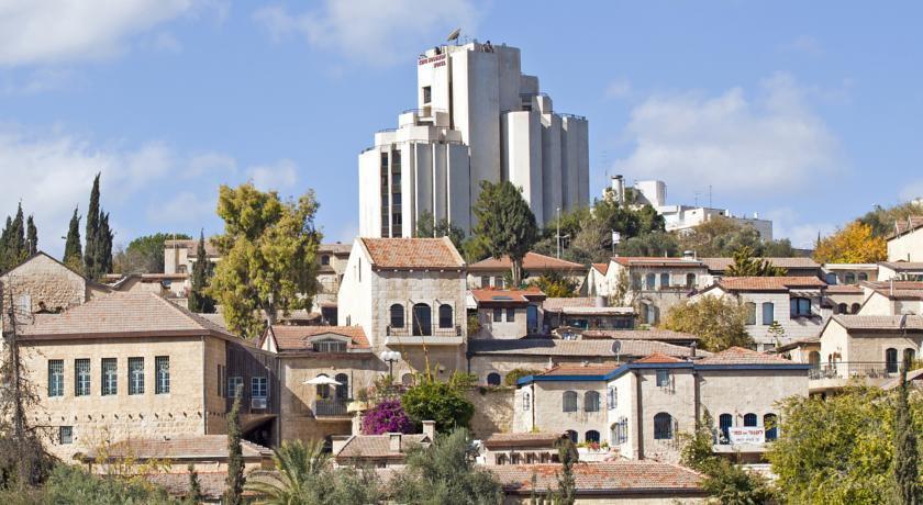 Hoel King David, em Jerusalém, onde Bolsonaro se hospedará 16