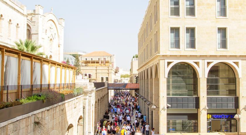 Hoel King David, em Jerusalém, onde Bolsonaro se hospedará 17