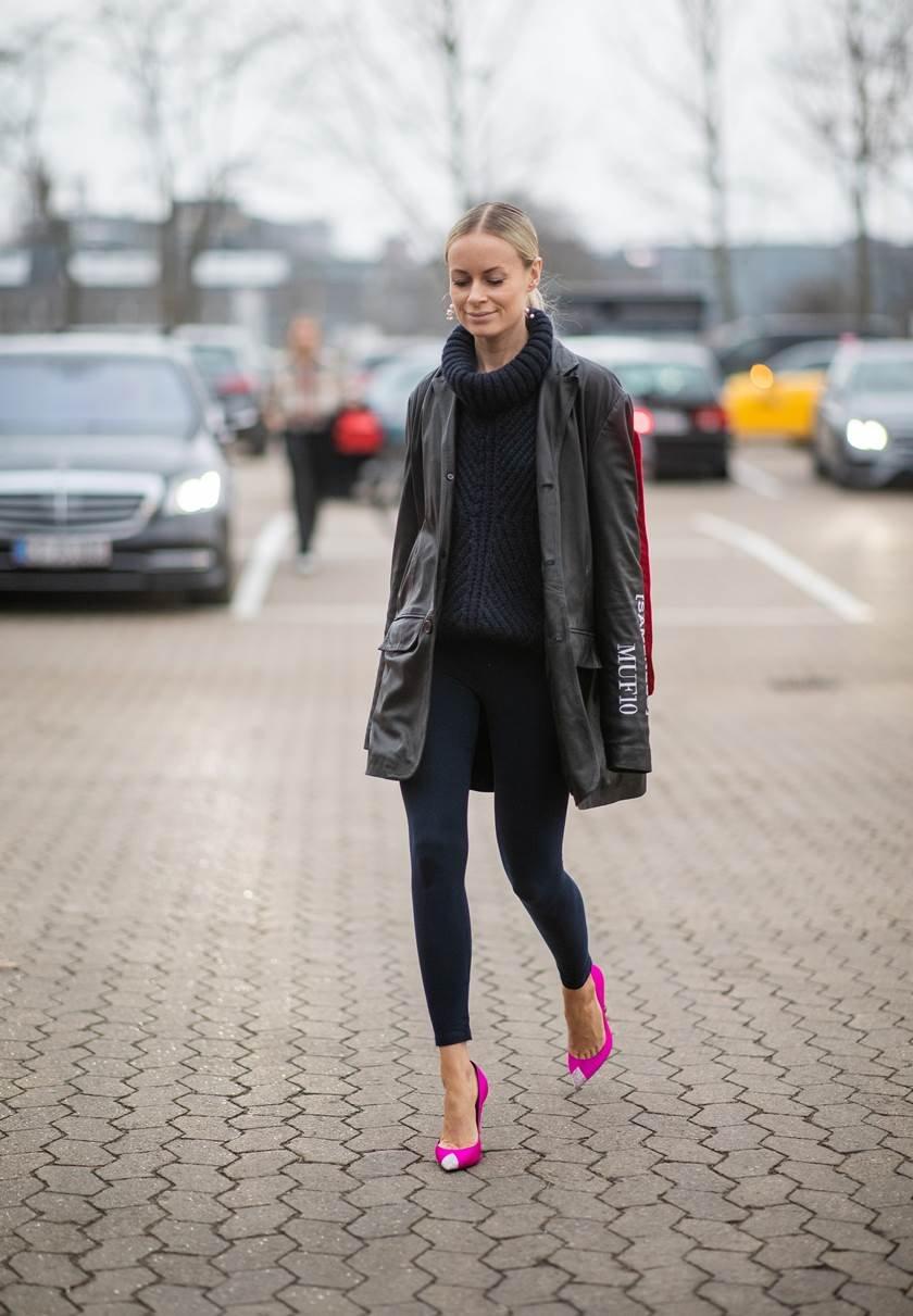 Street Style - Copenhagen Fashion Week Autumn/Winter 2019