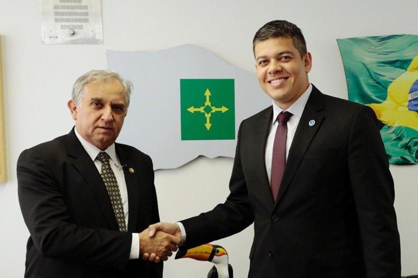 Mardônio Vieira/CLDF