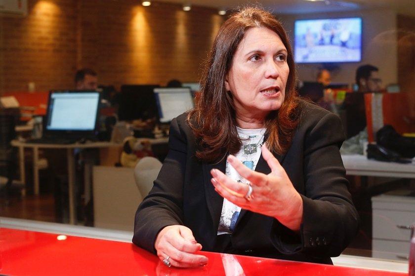 Entrevista com a deputada Bia Kicis. Brasília(DF), 05/11/2018