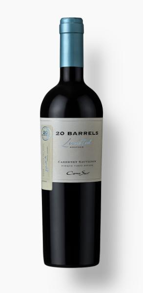 20 Barrels Limited Edition Cabernet Sauvignon 2016