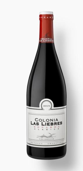 Colonia Las Liebres Bonarda Clásica 2017