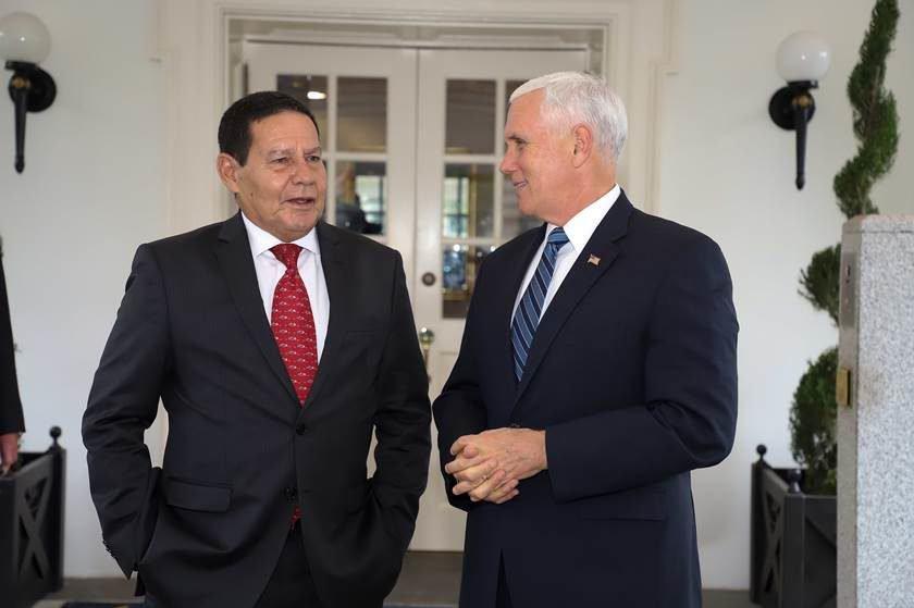 Divulgação/Vice-presidência da república