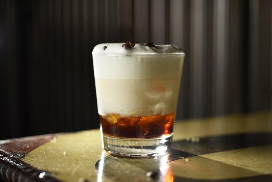 White Russian_La Rubia Café_Foto de Bruno de Lima
