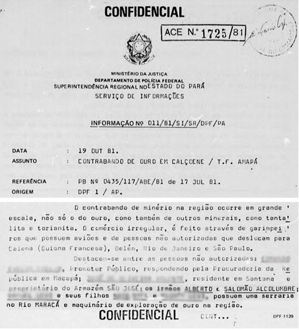 Reprodução/Arquivo Nacional