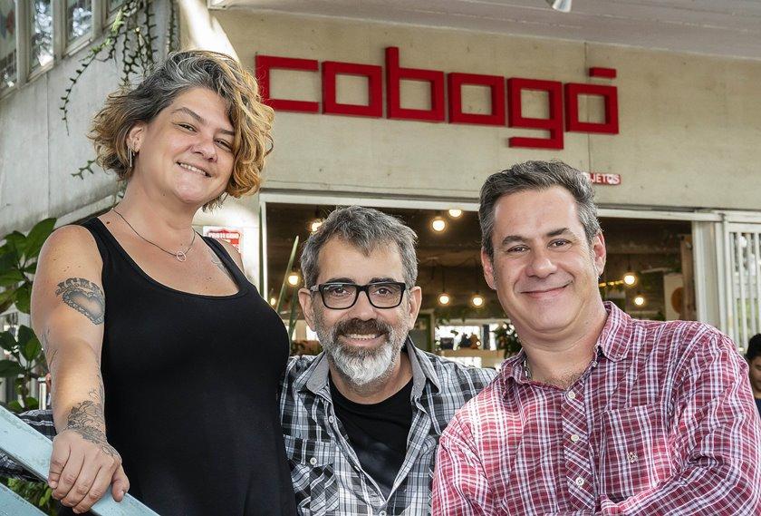 Mariana Dap, Nick Elmoor e PH_Foto By Felipe Batista