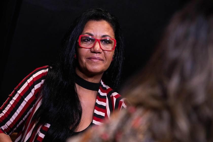 Brasília (DF), 17/04/2019  - Evento: Entrevista com a Sueli Gomes da Silva Rochedo  -  Local Metrópoles  Foto: JP Rodrigues/ Metrópoles