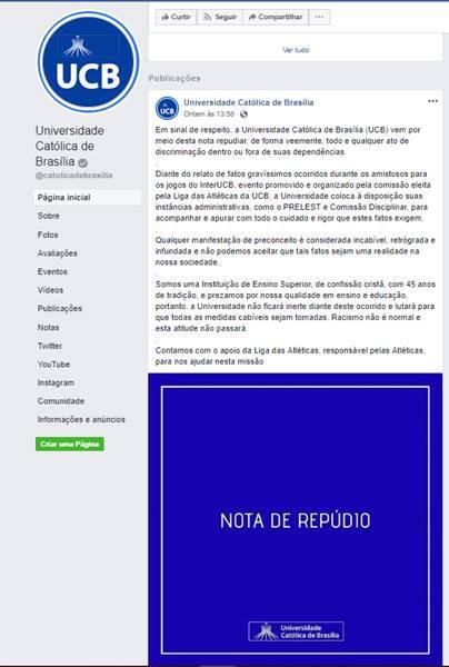 Facebook UCB