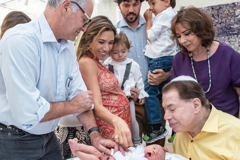 Patrícia Abravanel Silvio Santos