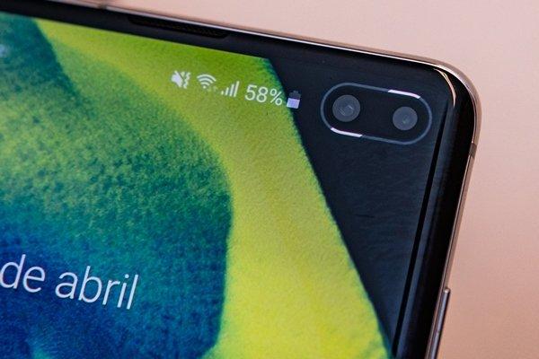 Samsung Galaxy S10+4