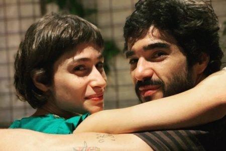 Luisa Arraes e Caio Blat