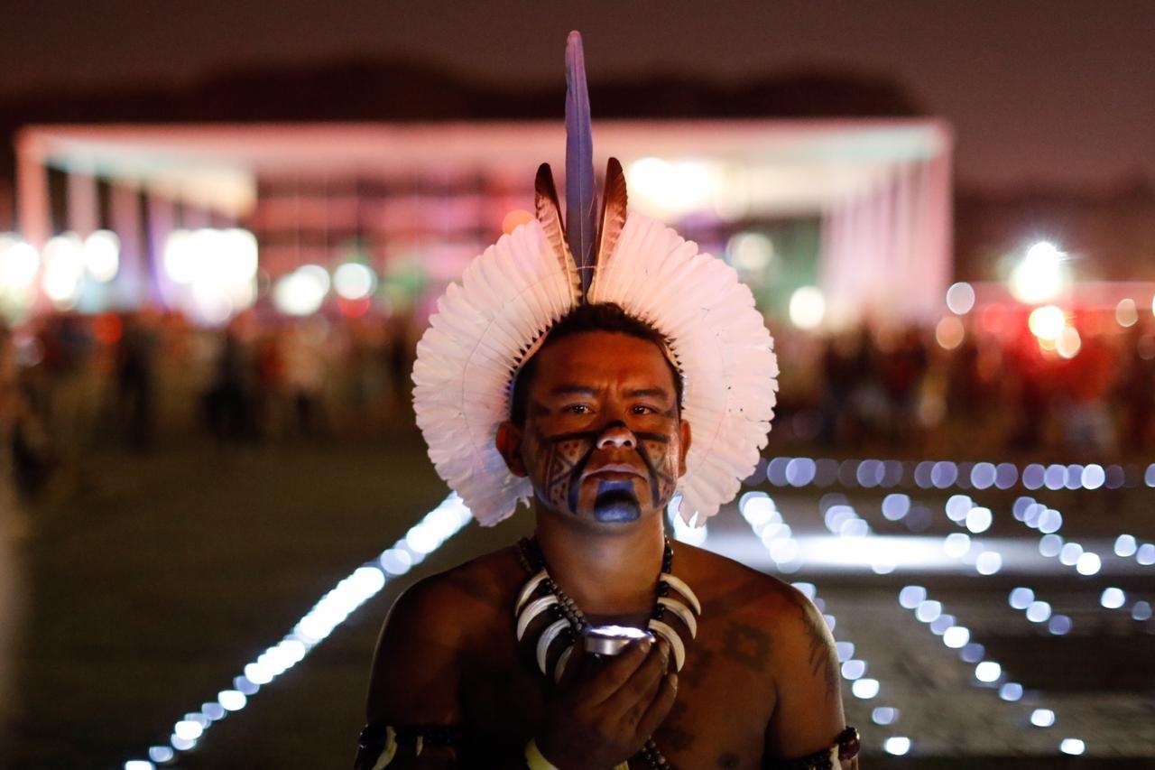 vigília índios 6